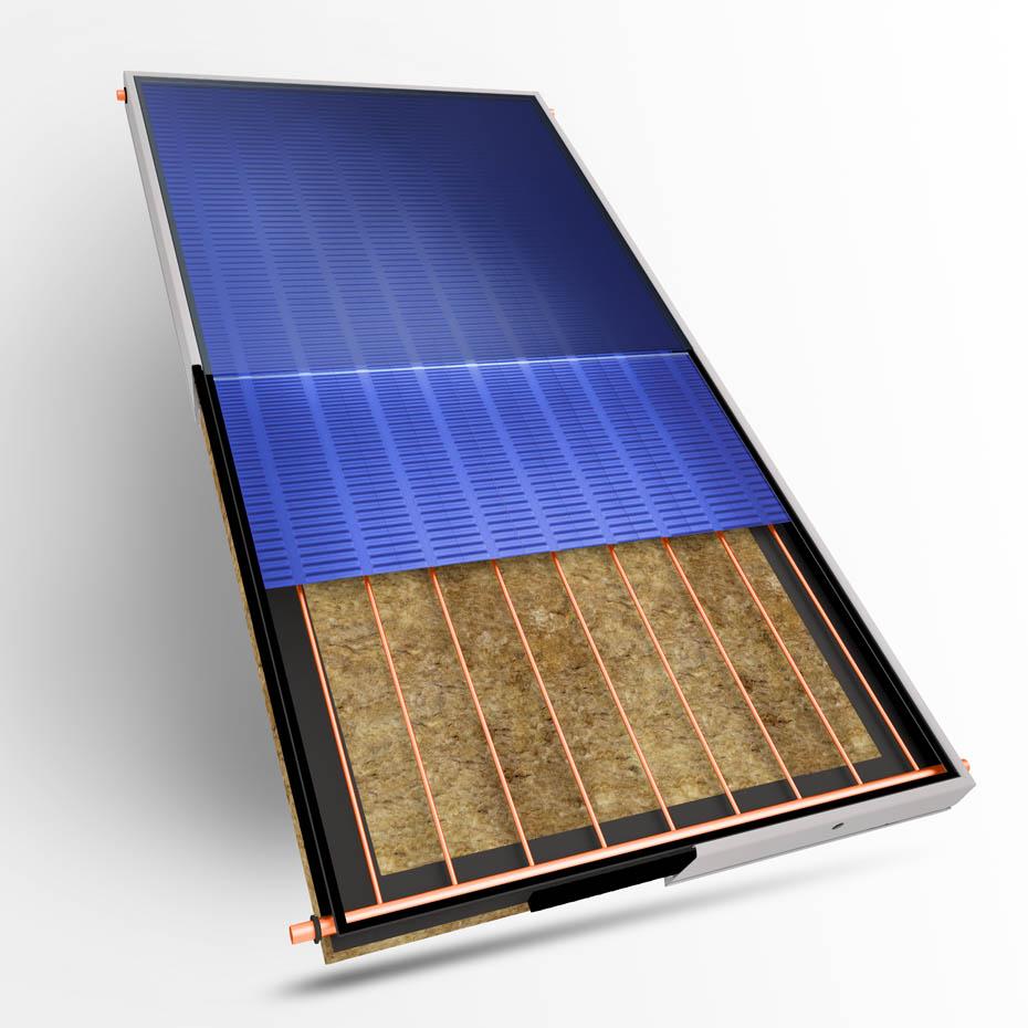 المجمعات الشمسية في السخانات الشمسية  1903151642473622
